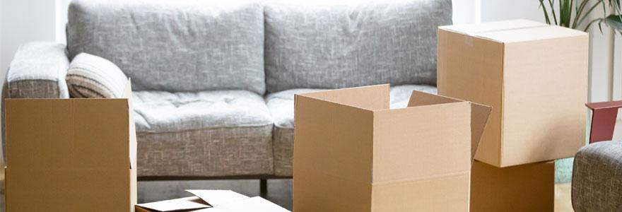 Comment déménager
