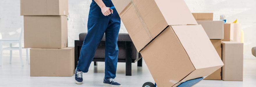 Choisir une entreprise de déménagement